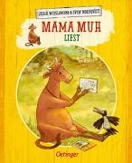 Cover-Bild zu Wieslander, Jujja: Mama Muh liest