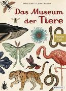 Cover-Bild zu Das Museum der Tiere von Broom, Jenny