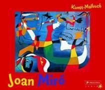 Cover-Bild zu Kunst-Malbuch Joan Miró von Roeder, Annette