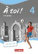 Cover-Bild zu À toi !, Vier- und fünfbändige Ausgabe, Band 4, Dialogkarten als Kopiervorlagen von Schubert, Stefanie