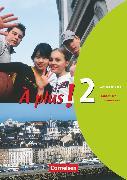 Cover-Bild zu À plus !, Ausgabe 2004, Band 2, Carnet d'activités von Héloury, Michèle