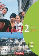 Cover-Bild zu À plus !, Ausgabe 2004, Band 2, Carnet d'activités mit CD-ROM von Bächle, Hans