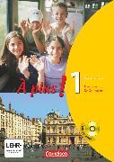 Cover-Bild zu À plus !, Ausgabe 2004, Band 1, Carnet d'activités mit CD-ROM von Bächle, Hans
