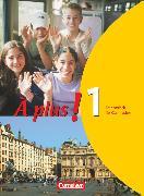 Cover-Bild zu À plus !, Ausgabe 2004, Band 1, Schülerbuch, Festeinband von Bächle, Hans
