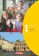 Cover-Bild zu À plus !, Ausgabe 2004, Band 1, Carnet d'activités von Bächle, Hans