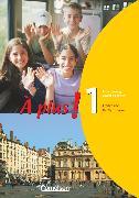 Cover-Bild zu À plus !, Ausgabe 2004, Band 1, Carnet d'activités mit CD-ROM - Lehrerfassung von Bächle, Hans