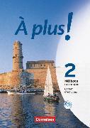 Cover-Bild zu À plus ! Méthode intensive, Band 2, Carnet d'activités mit Audios online von Héloury, Michèle