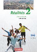 Cover-Bild zu Réalités, Lehrwerk für den Französischunterricht, Aktuelle Ausgabe, Band 2, Carnet d'activités mit CD-ROM - Lehrerfassung von Héloury, Michèle