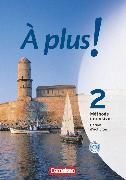 Cover-Bild zu À plus ! Méthode intensive, Band 2, Carnet d'activités mit CD-Extra, CD-ROM und CD auf einem Datenträger von Héloury, Michèle