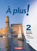 Cover-Bild zu À plus ! Méthode intensive, Band 2, Carnet d'activités mit CD - Lehrerfassung von Héloury, Michèle