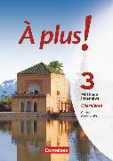 Cover-Bild zu À plus ! Méthode intensive, Band 3 (Charnières), Carnet d'activités mit Audios online von Héloury, Michèle