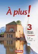 Cover-Bild zu À plus ! Méthode intensive, Band 3 (Charnières), Carnet d'activités mit CD - Lehrerfassung von Héloury, Michèle