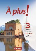 Cover-Bild zu À plus ! Méthode intensive, Band 3 (Charnières), Carnet d'activités mit CD-Extra, CD-ROM und CD auf einem Datenträger von Héloury, Michèle