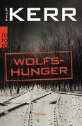 Cover-Bild zu Kerr, Philip: Wolfshunger