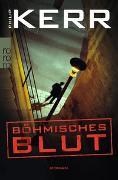 Cover-Bild zu Kerr, Philip: Böhmisches Blut