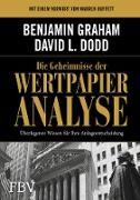 Cover-Bild zu Die Geheimnisse der Wertpapieranalyse (eBook) von Graham, Benjamin