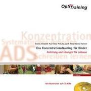 Cover-Bild zu Aust-Claus, Elisabeth: OptiMind - Das Konzentrationstraining für Kinder
