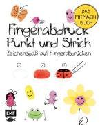 Cover-Bild zu Edition Michael Fischer: Fingerabdruck, Punkt und Strich - Das Mitmachbuch