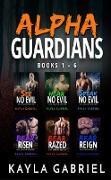 Cover-Bild zu Alpha Guardians, Books 1-6 (eBook) von Gabriel, Kayla