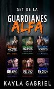 Cover-Bild zu Set de la Guardianes Alfa 1-6 (eBook) von Gabriel, Kayla