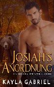 Cover-Bild zu Josiah's Anordnung (eBook) von Gabriel, Kayla