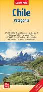 Cover-Bild zu Nelles Map Landkarte Chile - Patagonia. 1:2'500'000 von Nelles Verlag (Hrsg.)