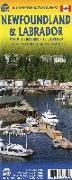 Cover-Bild zu Newfoundland & Labrador. 1:800'000 / 1:300'000
