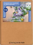 Cover-Bild zu Meine Sinne - Eine Werkstatt Klasse 1/2 von Bauer, Verena