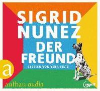 Cover-Bild zu Nunez, Sigrid: Der Freund
