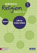Cover-Bild zu Kursbuch Religion Elementar 5 Ausgabe für Bayern. Lehrermaterialien von Eilerts, Worlfram (Hrsg.)