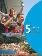 Cover-Bild zu Gregor, Gertraud: À plus !, Ausgabe 2004, Band 5 (cycle long), Schülerbuch, Kartoniert