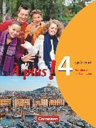 Cover-Bild zu Gregor, Gertraud: À plus !, Ausgabe 2004, Band 4 (cycle court), Schülerbuch, Kartoniert
