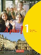 Cover-Bild zu Bächle, Hans: À plus !, Ausgabe 2004, Band 1, Schülerbuch, Kartoniert