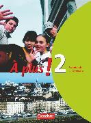 Cover-Bild zu Bächle, Hans: À plus !, Ausgabe 2004, Band 2, Schülerbuch, Kartoniert