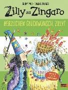 Cover-Bild zu Paul, Korky: Zilly und Zingaro. Herzlichen Glückwunsch, Zilly!