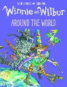 Cover-Bild zu Thomas, Valerie: Winnie and Wilbur: Around the World