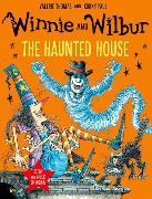 Cover-Bild zu Thomas, Valerie: Winnie and Wilbur: The Haunted House with audio CD