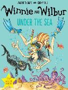 Cover-Bild zu Thomas, Valerie: Winnie and Wilbur under the Sea with audio CD
