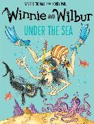 Cover-Bild zu Thomas, Valerie: Winnie and Wilbur Under the Sea
