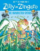 Cover-Bild zu Paul, Korky: Zilly und Zingaro. Die Krabbeltier-Safari