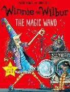 Cover-Bild zu Thomas, Valerie: Winnie and Wilbur: The Magic Wand with audio CD