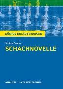 Cover-Bild zu Schachnovelle. Königs Erläuterungen (eBook) von Zweig, Stefan