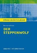 Cover-Bild zu Der Steppenwolf. Königs Erläuterungen (eBook) von Herforth, Maria-Felicitas
