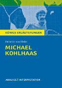 Cover-Bild zu Michael Kohlhaas. Königs Erläuterungen (eBook) von Jürgens, Dirk