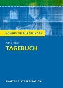 Cover-Bild zu Tagebuch. Königs Erläuterungen (eBook) von Frank, Anne