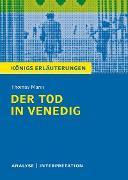Cover-Bild zu Der Tod in Venedig. Königs Erläuterungen (eBook) von Mann, Thomas