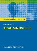 Cover-Bild zu Traumnovelle. Königs Erläuterungen (eBook) von Schnitzler, Arthur