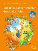 Cover-Bild zu Mit Bobo Siebenschläfer durch das Jahr von Osterwalder, Markus