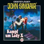 Cover-Bild zu Dark, Jason: John Sinclair, Folge 137: Kampf um Lady X. Teil 2 von 2 (Audio Download)