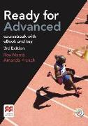 Cover-Bild zu Ready for Advanced. 3rd Edition. Student's Book Package with ebook, MPO and Key von Norris, Roy